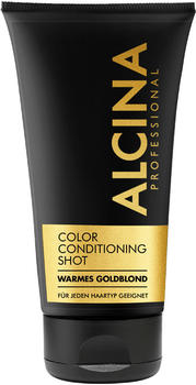 Alcina Color Conditioning Shot - Warmes Goldblond (150ml)