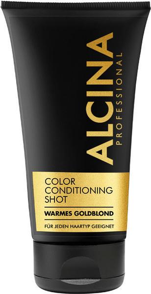 Alcina Color Conditioning Shot - Warmes Goldblond (150ml)