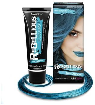 Paint Glow Rebellious Colours Semi-Permanent Blue Lagoon