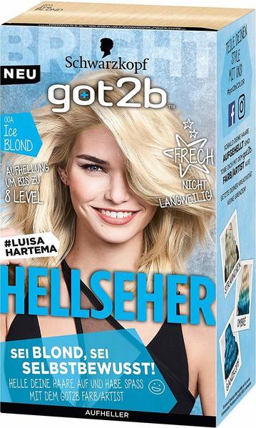 Schwarzkopf Got2b Hellseher 00A Ice Blond (143ml)