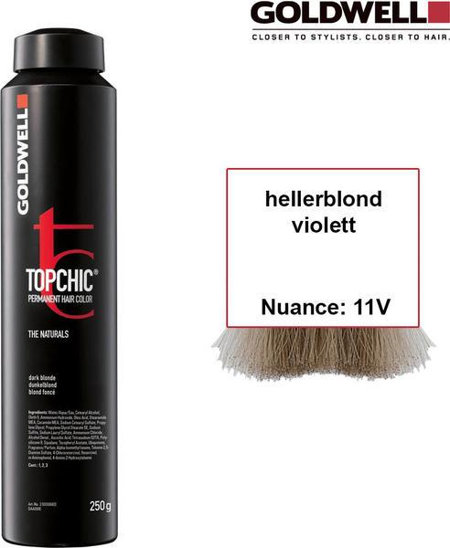 Goldwell Topchic 11/V - hellerblond-violett (250 ml)