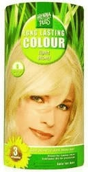 Hennaplus Long Lasting Light Blond (100 ml)