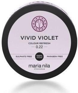 Maria Nila Colour Refresh - 0.22 Vivid Violet (100ml)
