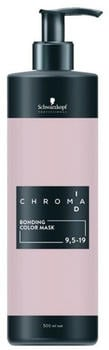 Schwarzkopf Professional Chroma ID Bonding Colour Mask 9.5-19 platinblond cendré violett (500 ml)
