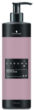 Schwarzkopf Professional Chroma ID Bonding Colour Mask 8-19 hellblond cendré violett (500 ml)