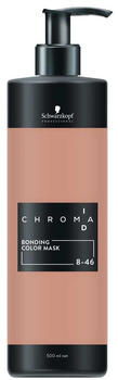 Schwarzkopf Professional Chroma ID Bonding Colour Mask 8-46 hellblond beige schoko (500 ml)