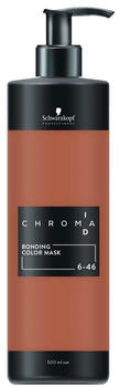 Schwarzkopf Professional Chroma ID Bonding Colour Mask 6-46 dunkelblond beige schoko (500 ml)