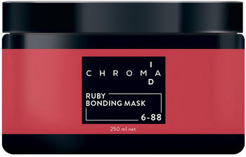 Schwarzkopf Professional Chroma ID Bonding Colour Mask 6-88 ruby (250 ml)