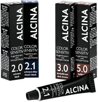 Alcina Color sensitiv Augenbrauen- und Wimpernfarbe (17 ml) 4.8 graphite