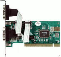 Longshine PCI Multi I/O Card (LCS-6021)
