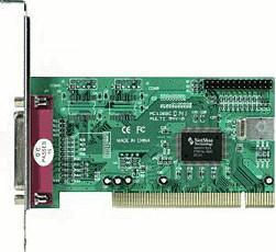 Longshine LCS-6020 (2-Port Parallel PCI)