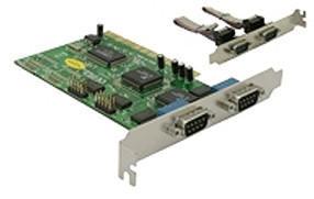 DeLock PCI Seriell (89046)