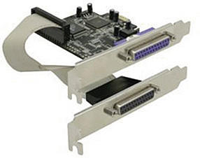 DeLock 1-Port PCI-E Parallel (89125)
