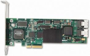 3ware SATA II RAID Controller (9650SE-24M8)