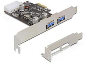 DeLock PCIe USB 3.0 (89243)