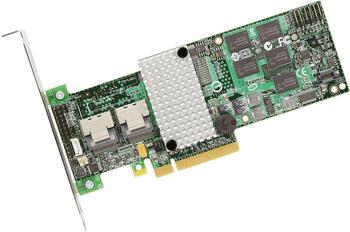 LSI Logic PCIe SAS II (9260-8i)