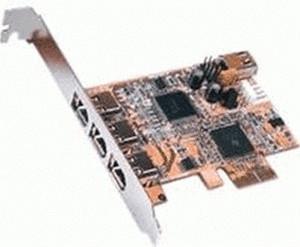 Exsys PCIe FireWire 400 (EX-16500E)