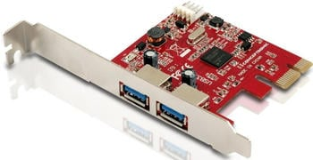 Conceptronic USB 3.0 PCI EXPRESS 2 Port