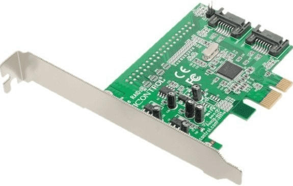 Dawicontrol PCIe SATA III (DC-600e RAID)