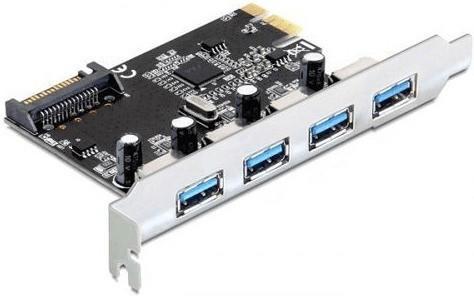 DeLock PCIe USB 3.0 (89297)