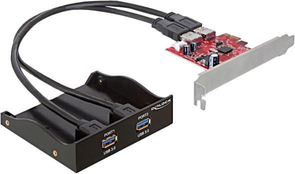 DeLock PCIe USB 3.0 (61775)