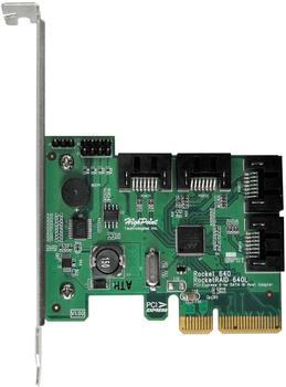 HighPoint PCIe SATA III (RocketRAID 640L)
