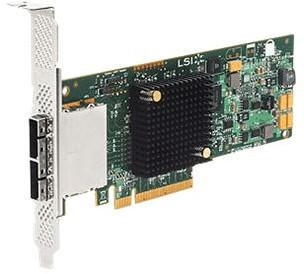 LSI Logic PCIe SAS II (9207-8e)