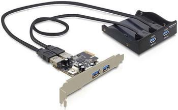 DeLock PCIe USB 3.0 (61893)