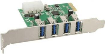 InLine PCIe USB 3.0 (76661I)