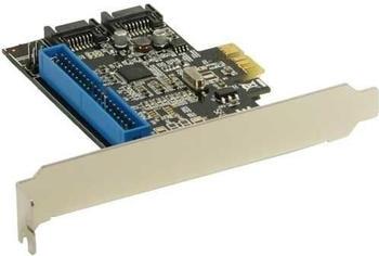 InLine PCIe IDE SATA III (76613I)