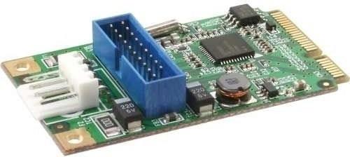 InLine Mini-PCIe USB 3.0 (66900)