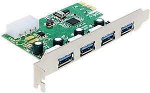 DeLock PCIe USB 3.0 (89363)