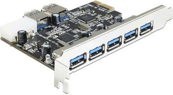 DeLock PCIe USB 3.0 (89355)