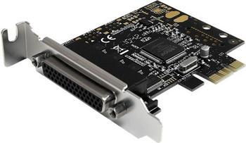 StarTech 4 Port Seriell RS232 PCI Express Schnittstellenkarte (PEX4S553B)
