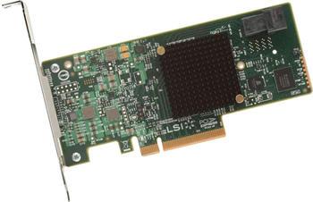 LSI Logic PCIe SAS III (9341-4I)