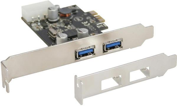 InLine PCIe USB 3.0 (76666C)