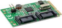 InLine Mini-PCIe SATA III (66901)