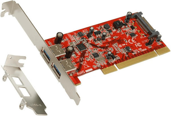 Exsys PCI USB 3.0 (EX-1092)
