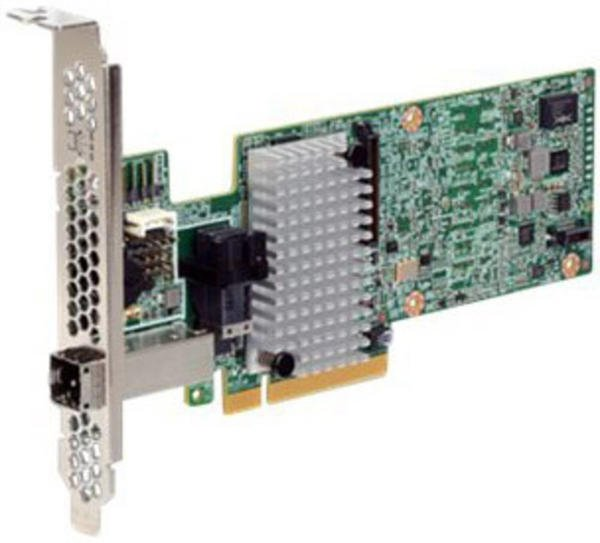 LSI Logic PCIe SAS III (9380-4i4e)