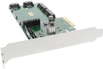 InLine PCIe SATA III (76617B)