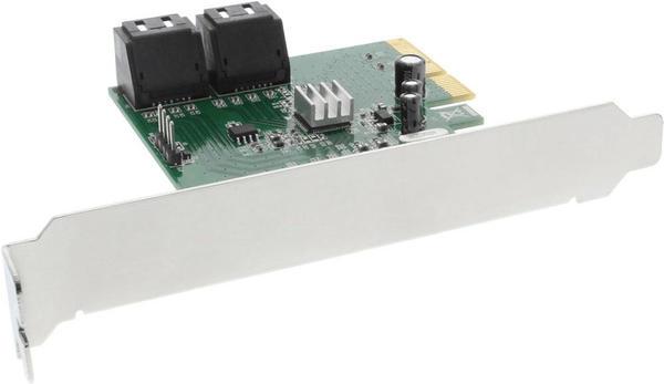 InLine PCIe SATA III (76617D)