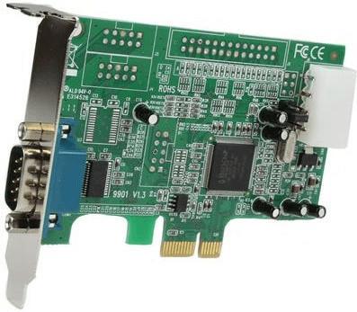 StarTech PCIe Seriell (PEX1S553LP)