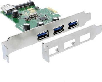InLine PCIe USB 3.0 (76662A)