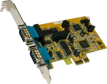 Exsys PCIe Seriell (EX-45062IS)
