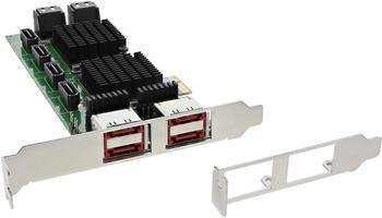 InLine PCIe eSATA / SATA III (76617F)