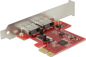 DeLock PCIe eSATA III (89432)
