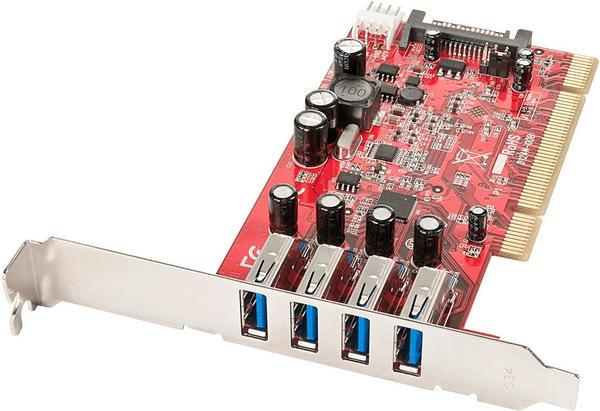 Lindy PCI USB 3.0 (51048)