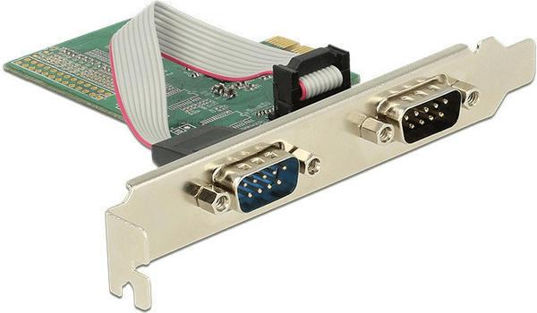 DeLock PCIe Seriell (89555)