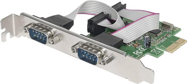Manhattan PCIe Seriell (152082)