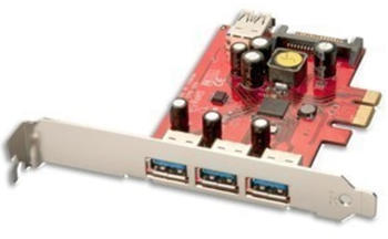 Lindy PCIe USB 3.0 (51121)